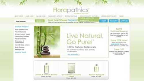 Florapathics